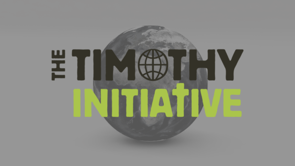 The Timothy Initiative